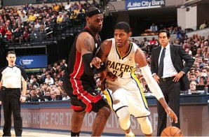 It's Not Over: Paul George Drops 37 to Force Game 6 in the Eastern Conference Finals (Video)