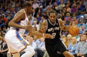 The San Antonio Spurs Take Game One of the 2014 NBA Western Conference Finals (Video)