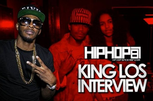 King Los Talks 'Zero Gravity 2′, Being Respected As A Lyricist & More With HHS1987 (Video)