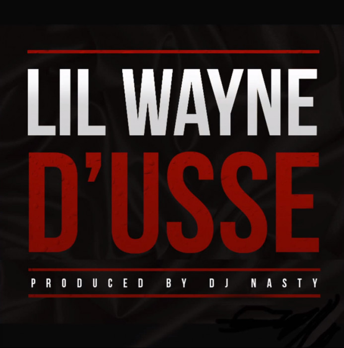 "lil-wayne-dusse-cover-1 Lil Wayne Previews ""D'usse"" on Weezy Wednesdays (Video)"