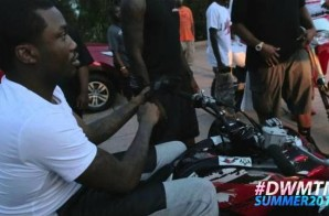 Meek Mill & The Dream Chasers in Nassau Bahamas: Chasing A Dream Pt. 1 x #BIKELIFE (Video)