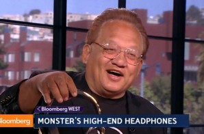 Noel Lee of Monster Talks Meek Mill Monster Headphones on Bloomberg TV (Video)
