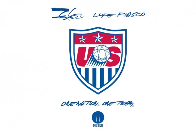 one nation one team 630x420 Lupe Fiasco Named U.S. Soccer Music Director