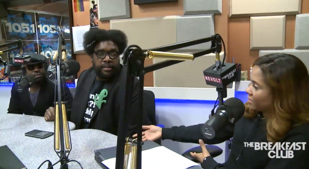 rootsbreakfast 630x345 1 The Roots Talk Their New Album, Quest's Partial Ownership Of Soul Train & More w/ The Breakfast Club (Video)
