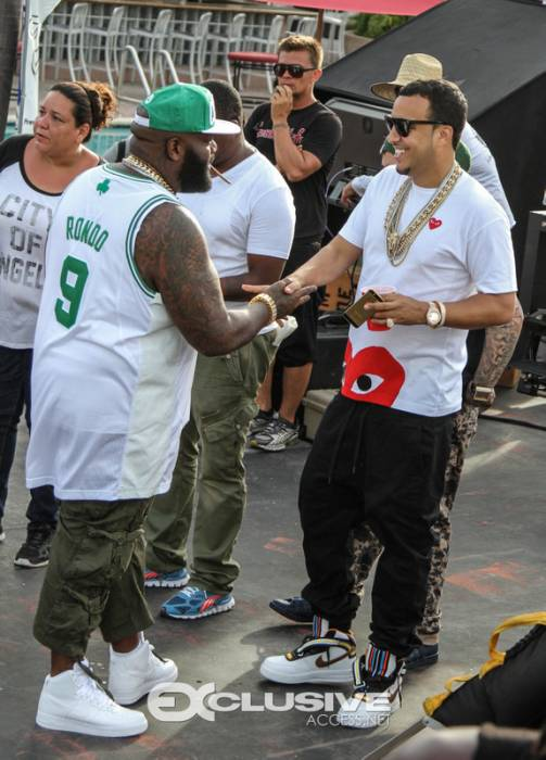 rr3 DJ Khaled   They Dont Love Me You No More Ft. Meek Mill, Rick Ross & French Montana (BTS Photos)