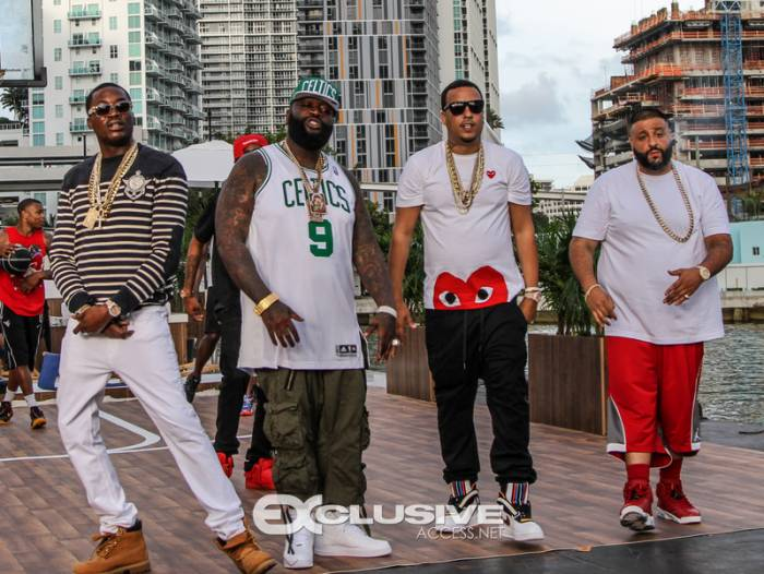 rr5 DJ Khaled   They Dont Love Me You No More Ft. Meek Mill, Rick Ross & French Montana (BTS Photos)