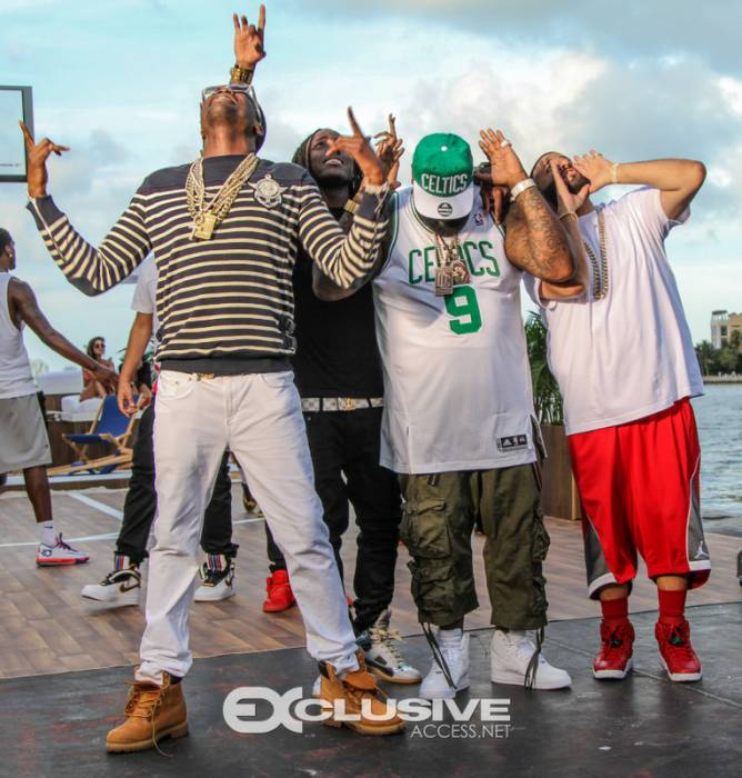 rr6 DJ Khaled   They Dont Love Me You No More Ft. Meek Mill, Rick Ross & French Montana (BTS Photos)