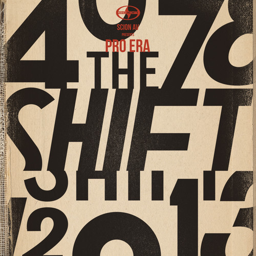the-shift Pro ERA - The Shift (EP)