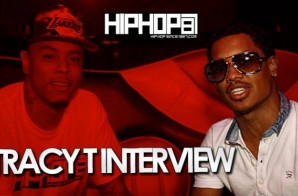 "Tracy T Talks his Upcoming Project ""Wolf of All Streets"" & More with HHS1987 (Video)"
