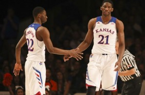 Wiggins Goes to Cleveland at #1; Parker Goes to Bucks at #2; Sixers Draft Embiid at #3