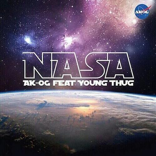 4DCOeOh Akon & OG Boo Dirty   NASA Ft Young Thug