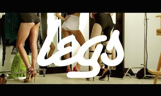 Chuck Inglish – Legs Ft. Chromeo (Video)