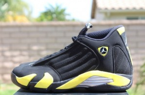 "Air Jordan 14 ""Thunder"" (New Photos)"