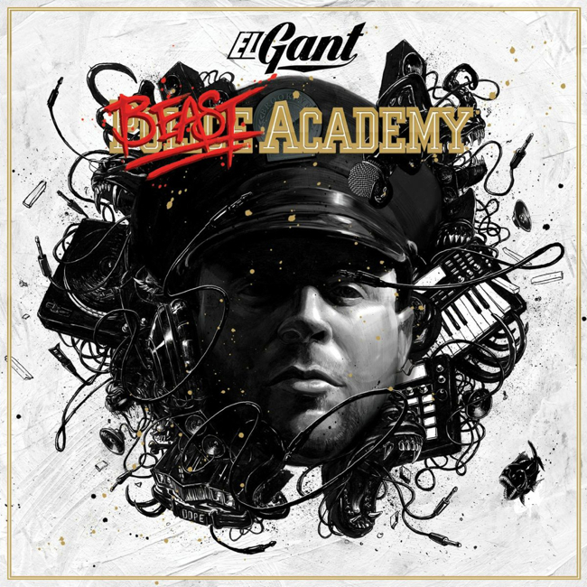 BeastAcademy_650 El Gant x Chris Webby x Ill Bill - Three Amigos