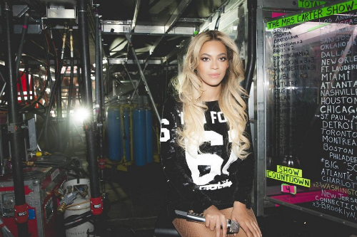 Beyonce_Teams_With_HBO_For_Beyoncex10 Beyonce Teams With HBO For Beyonce: X10
