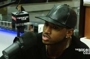Trey Songz – The Breakfast Club Interview (Video)