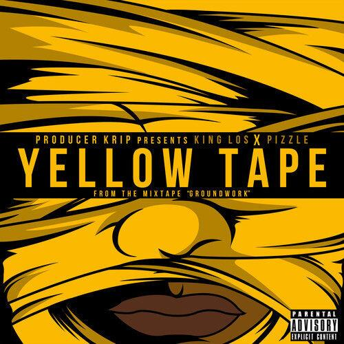 BpyASAaIYAAQHUU King Los & Pizzle   Yellow Tape (prod. Krip)