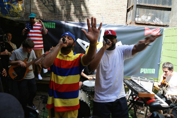 BrEHknICEAEqwWN-1 ALIFE Sessions Presents: Ghostface Killah & BADBADNOTGOOD (Video)