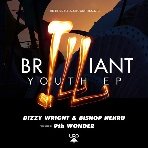CcBv1Lj Dizzy Wright, Bishop Nehru & 9th Wonder – BrILLiant Youth (EP)