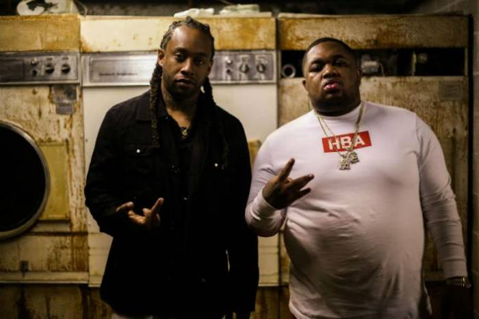 DM1 DJ Mustard, Ty Dolla $ign & 2 Chainz - Down On Me (BTS Photos)