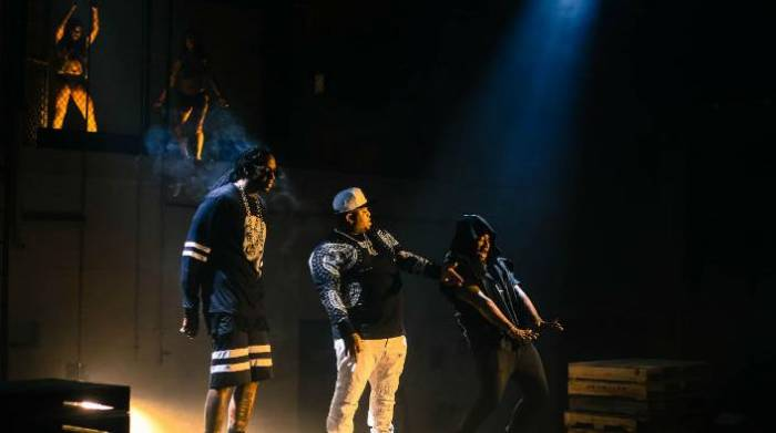 DM2 DJ Mustard, Ty Dolla $ign & 2 Chainz - Down On Me (BTS Photos)