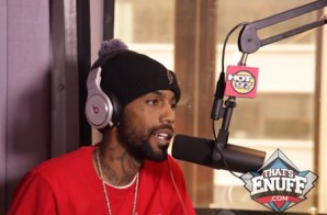 DUBB- The Hot Box Freestyle With DJ Enuff (Video)