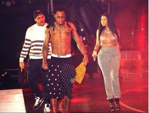 Drake_Lil_Wayne_Join_Nicki_Minaj_At_Summer_Jam
