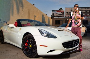 French Montana Shows Off Car Collection In Dub Magazine (Photos)