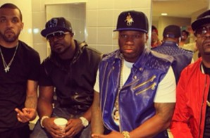 G-Unit Perform Real Quick At Citi Field (Video)