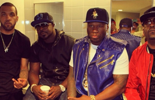 G-Unit_Performs_At_Citi_Field