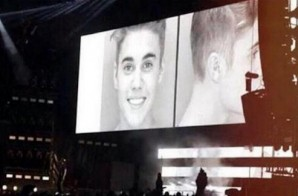 Justin Bieber's Mugshot Shown During Jay Z & Beyonce's On The Run Tour (Video)