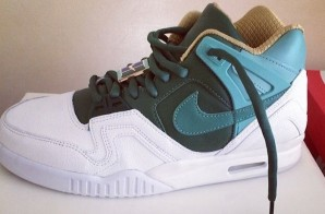 "Nike Air Tech Challenge II ""Wimbledon 2014″ (Photos)"