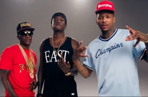 K. Camp, Lil Boosie, YG & Too Short – Cut Her Off (Remix) (BTS Video)