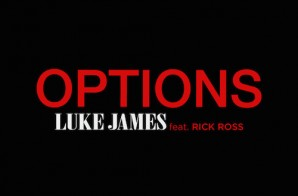 Luke James – Options Ft. Rick Ross