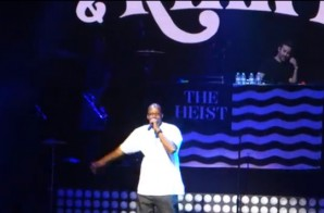 Warren G Joins Macklemore During His Live Show In L.A. At Nokia Theater (Video)