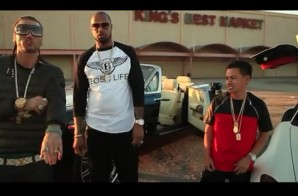 Riff Raff, Slim Thug & Paul Wall – How To Be The Man (Remix) (Video)