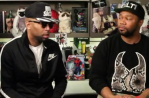 Drumma Boy Recalls Working With T.I. For The First Time & More w/ BlogXilla (Video)