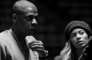 Jay-Z & Beyonce – 'On The Run' Tour Rehearsal (Video)