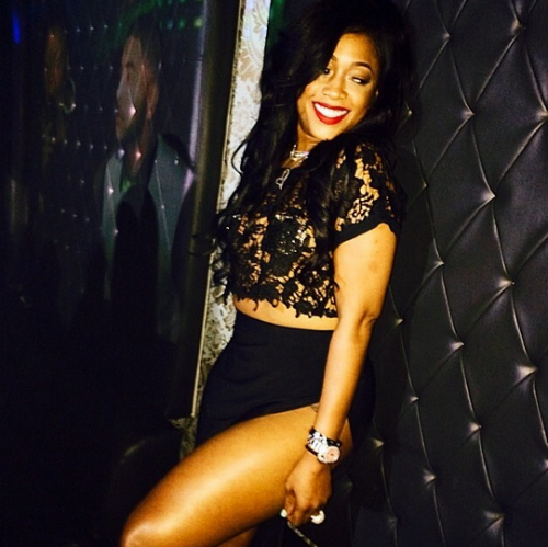 Trina Twerking At The Club Trina Twerking At The Club (Video)