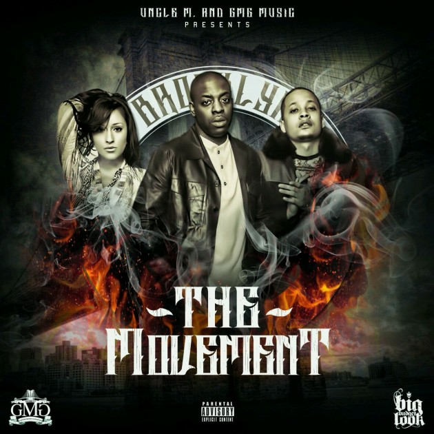 UncleM_CoverTheMovement_2-630x630 Uncle Murda & GMG - O To 100