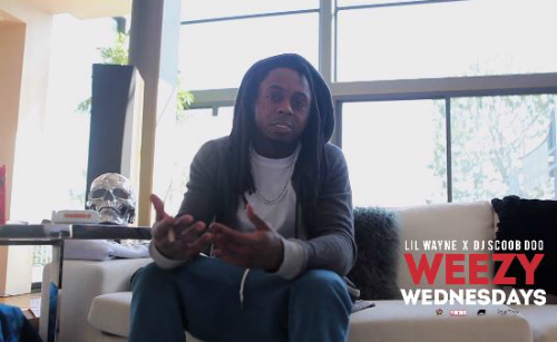 Weezy_Wednesday_Ep_17 Lil Wayne Makes Major Announcement During This Week's Weezy Wednesdays (Video)