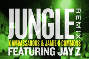 X Ambassadors & Jamie N Commons – Jungle (Remix) Ft. Jay Z (Video)