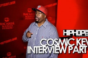 DJ Cosmic Kev Talks Supporting Local Artists, An All-Philly Hip-Hop Tour, Longevity & More With HHS1987 (Video)