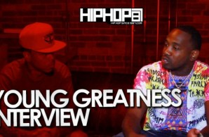 "Young Greatness Talks NOLA Rap Scene, ""Dollar For Hate"", Being Labeled ""Next Up"" & More (Video)"
