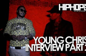 Young Chris aka Gunna Talks Meeting Michael Jackson & Eminem, Social Media, Sneakers & More With HHS1987