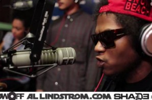 Ab-Soul & Da$h – Showoff Radio Freestyle (Video)
