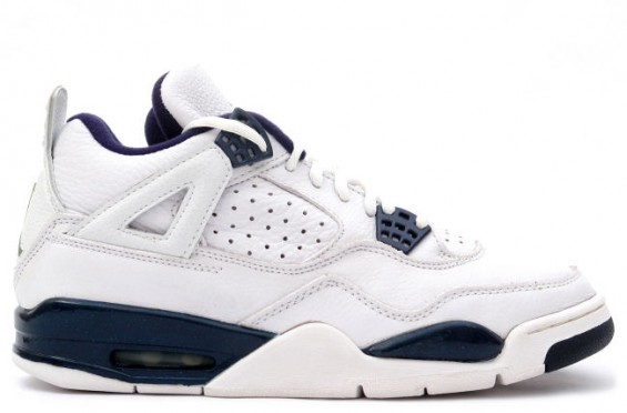 "Well, well, looky what we have here. Today word has come down that the Air Jordan 4 ""Columbia"" will make a reappearance to retail shelves in 2015.jpg"
