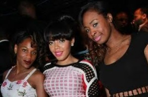 Angela Simmons & Friends Party It Up At Josephine's Nite Club In DC (Photos + Video) (2014)