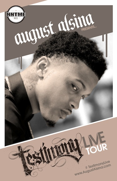 august alsina testimoney live tour dates HHS1987 2014 August Alsina Testimony Live Tour Dates