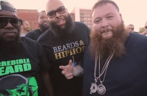 Behind The Scenes of Jakk Frost – Beards R Us (Video Shoot)